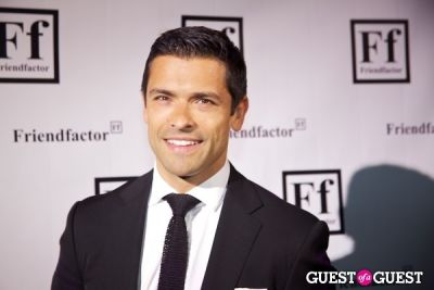 mark consuelos in Chelsea Clinton Co-Hosts: Friendfactor