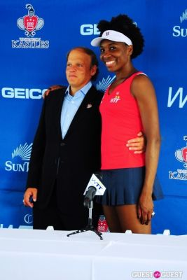 venus williams in Kastles vs. Boston Lobsters