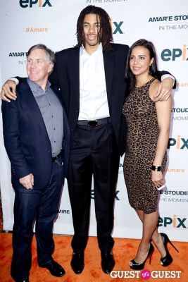 mark greenberg in Amar'e Stoudemire In The Moment Premiere