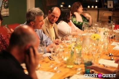 mark horowitz in The Noble Rot: Six Courses of Wine and Food 3,000 Miles Apart