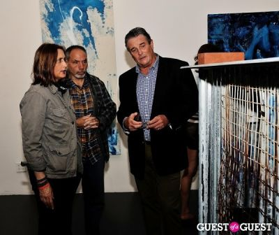 salvatore termini in Conor Mccreedy - African Ocean exhibition opening