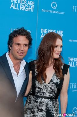 """julianne moore in """"The Kids Are All Right"""" Premiere Screening"""