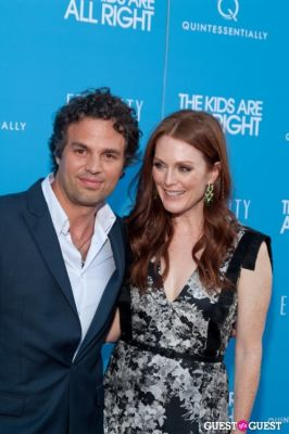 "mark ruffalo in ""The Kids Are All Right"" Premiere Screening"