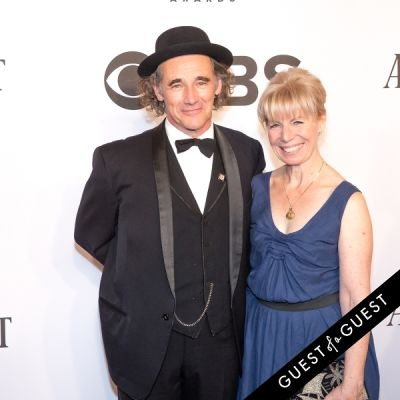 claire van-kampen in The Tony Awards 2014