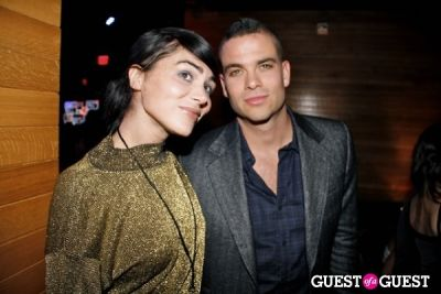 mark salling in BBM Lounge/Mark Salling's Record Release Party