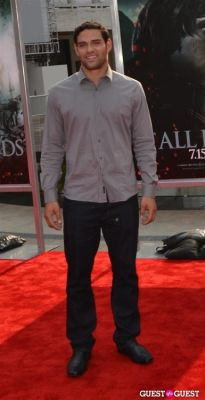 mark sanchez in Harry Potter And The Deathly Hallows Part 2 New York Premiere