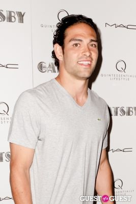 mark sanchez in A Private Screening of THE GREAT GATSBY hosted by Quintessentially Lifestyle