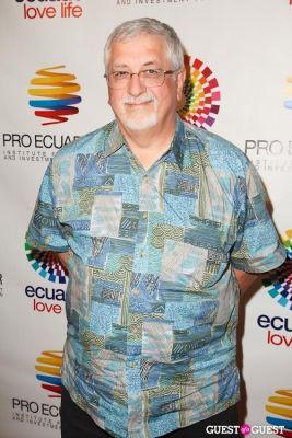 mark skurnik in ProEcuador Los Angeles Hosts Business Matchmaking USA-Ecuador 2013