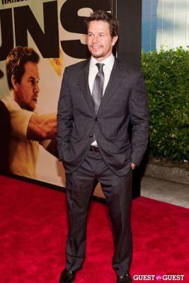 mark wahlberg in 2 Guns Movie Premiere NYC