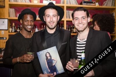marko sovilj in The Untitled Magazine Legendary Issue Launch Party