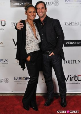 markus ehrhardt in Carbon NYC Spring Charity Soiree