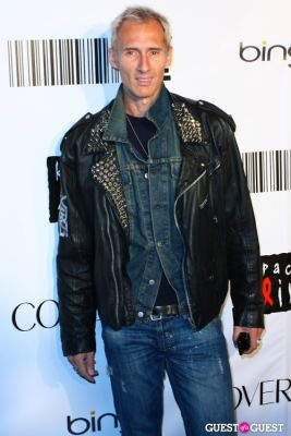 markus klinko in COVERGIRL Presents, Keep A Child Alive's Black Ball NY 2010