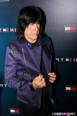 marky ramone in Tommy Hilfiger West Coast Flagship Grand Opening Event