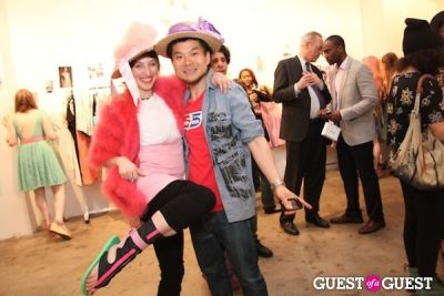 hideki takahashi in Audrey Grace Pop-Up Boutique