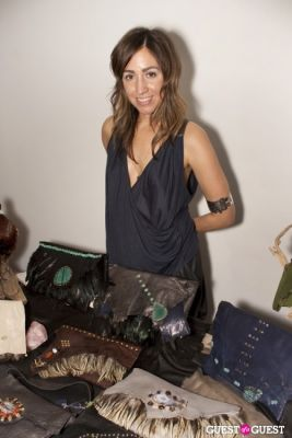 marlen lugo in Art Merges with Fashion