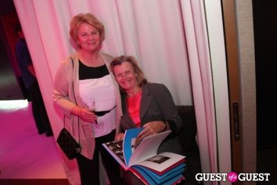 marta hallett in Lance Out Loud Book Launch