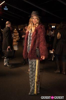 martha graeff in NYC Fashion Week FW 14 Street Style Day 3