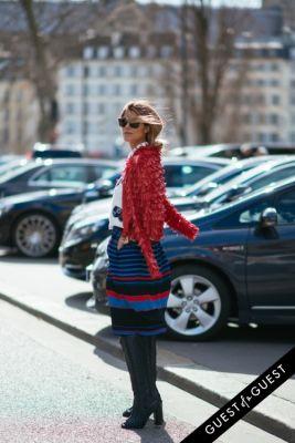 martha graeff in Paris Fashion Week Pt 1