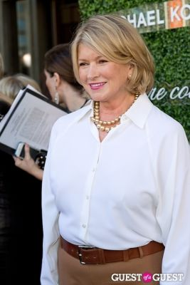 martha stewart in Michael Kors 2013 Couture Council Awards