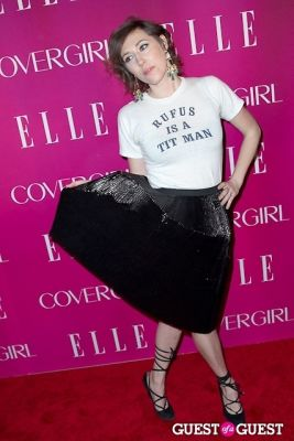 martha wainwright in ELLE Women In Music Issue Celebration