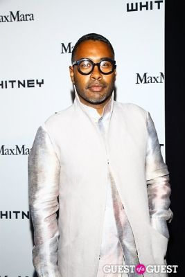 martin christopher-harper in 2013 Whitney Art Party