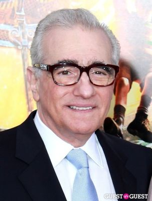 martin scorcese in Martin Scorcese Premiere of