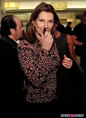 martine assouline in Confidential Launch of THIRDMAN