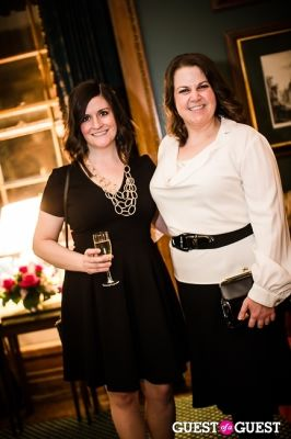 marybeth black in NYJL's 6th Annual Bags and Bubbles