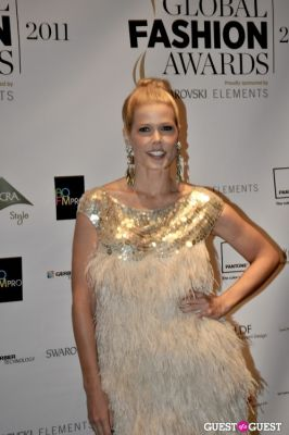 mary alice-stephenson in WGSN Global Fashion Awards.