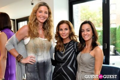lynda erkiletian in Kelly Bensimon Book Party With Gilt City