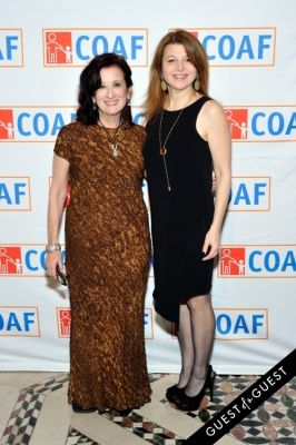 maral skelsey in COAF 12th Annual Holiday Gala