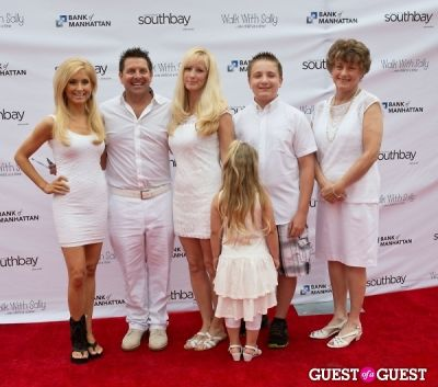 mary beth-mcdade in Walk With Sally's 7th Annual White Light White Night
