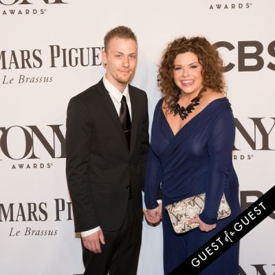 mary bridget-davies in The Tony Awards 2014