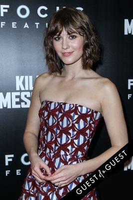 mary elizabeth-winstead in Kill The Messenger Movie Premiere