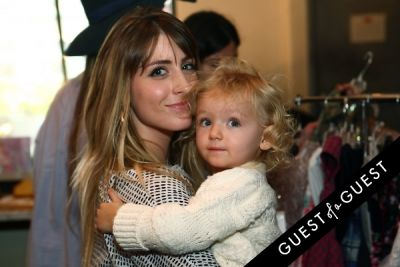 mary grace-bernstein in Whimsical Holiday Breakfast with Heymama + Pippa & Julie