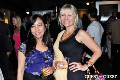kathy lin in Aesthesia Studios Opening Party