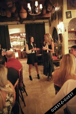 mary greco in COINTREAU & GUEST OF A GUEST HOST AN END OF SUMMER SOIRÉE AT GEMMA