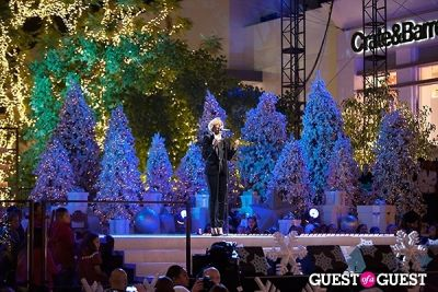 mary j.-blige in The Grove's 11th Annual Christmas Tree Lighting Spectacular Presented by Citi