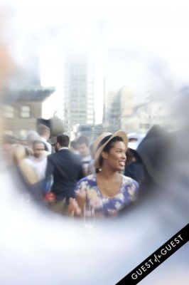 mary jane-jalei in Kentucky Derby at The Roosevelt Hotel