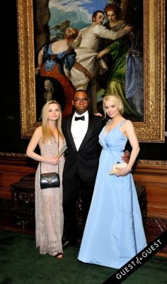 mary madeline-roberts in The Frick Collection Young Fellows Ball 2015