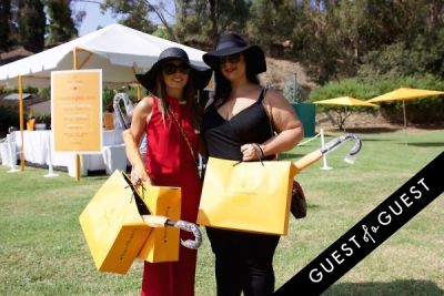 lisa tashtchian in The Sixth Annual Veuve Clicquot Polo Classic