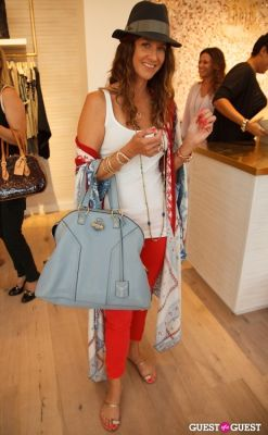 mary nelson in Calypso St. Barth's October Malibu Boutique Celebration