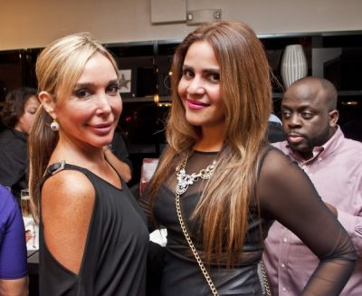 marysol patton in Luxury Living / FENDI Casa Art Basel party