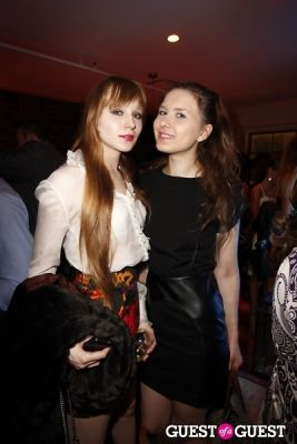 masha blaginina in SOHO LOFT PARTY @ Edward Scott Brady's Residence