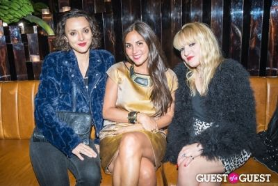 masha orlov in Oliver Theyskens Theory After Party