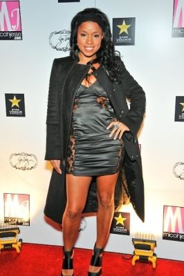 mashonda in Micah Jesse Relanch at Star Lounge