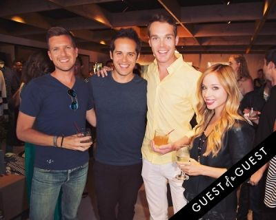 mason mcculley in Bonobos Guideshop LA Opening