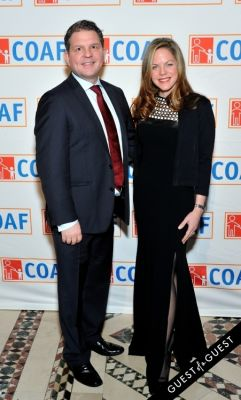 jennifer chamberlain in COAF 12th Annual Holiday Gala