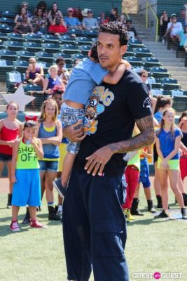 matt barnes in 3rd Annual All-Star Kickball Game Benefiting Rising Stars of America