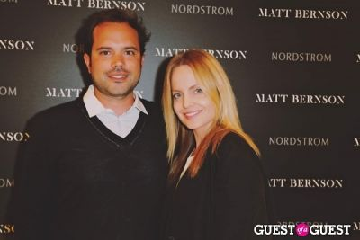 matt bernsn in The Launch of the Matt Bernson 2014 Spring Collection at Nordstrom at The Grove